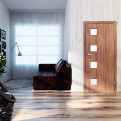 Ușă de interior nuc Modena 4