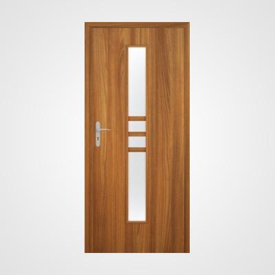 Ușă de interior stejar auriu acacia Demeter 1