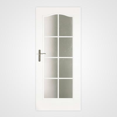 Ușă de interior albă Clasic 3/3