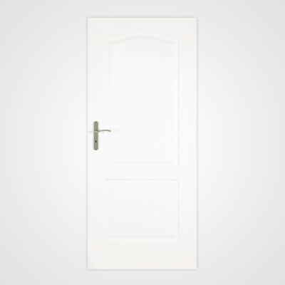 Ușă de interior albă Clasic plină