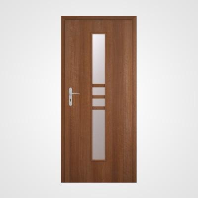 Ușă de interior nuc Demeter 1