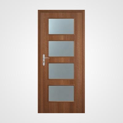 Ușă de interior nuc Malaga