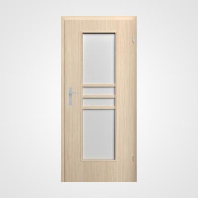 Ușă de interior stejar albit Demeter 2