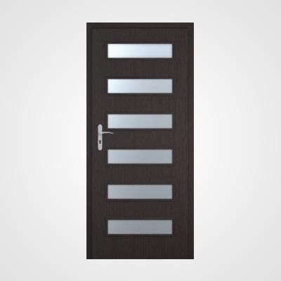 Ușă de interior wenge Tetyda 1