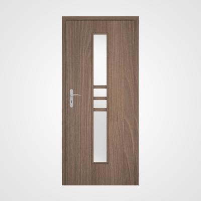Ușă de interior frasin grafit Demeter 1