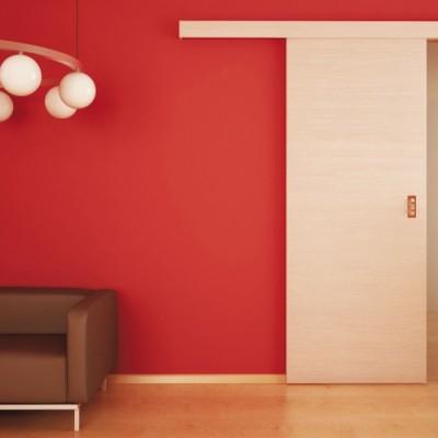 Ușă glisantă simplă