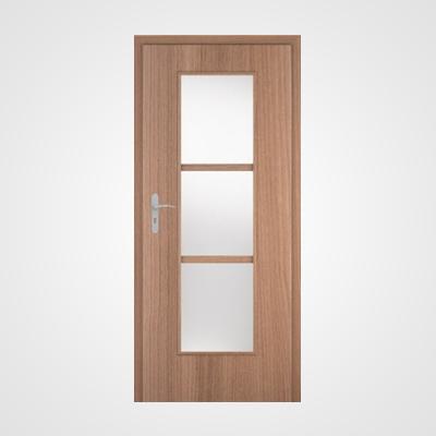 Ușă de interior frasin maro Demeter 3