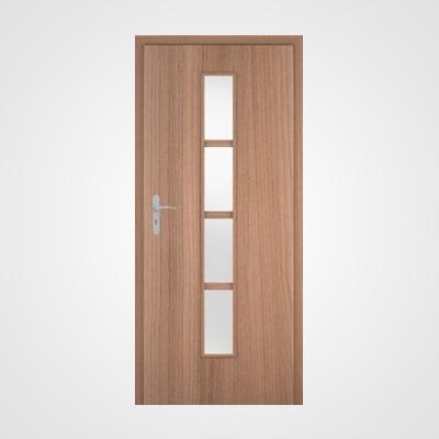 Ușă de interior frasin maro Demeter 4