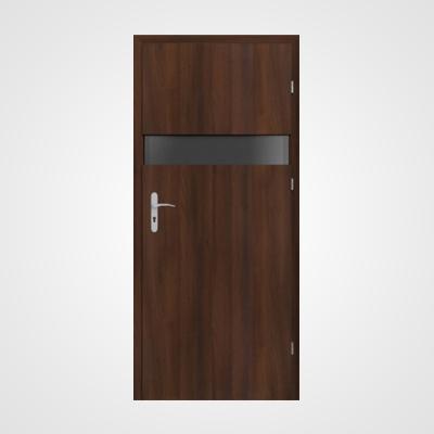 Ușă de interior frasin moca Visio 1