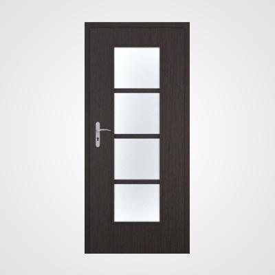 Ușă de interior wenge Demeter 5