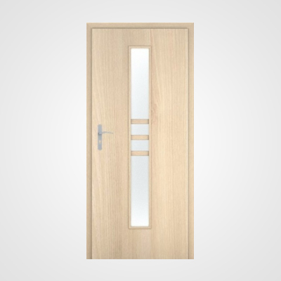 Ușă de interior acacia deschis Demeter 1