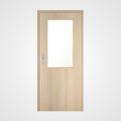 Ușă de interior acacia deschis Natura HR 3
