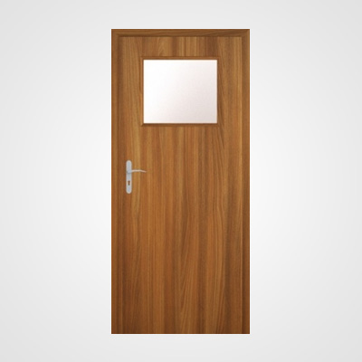 Ușă de interior stejar auriu acacia Natura HR 2