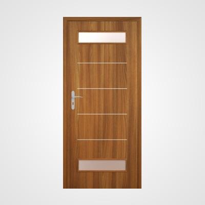 Ușă de interior stejar auriu acacia Tetyda 3