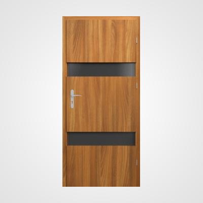 Ușă de interior stejar auriu acacia Visio 2