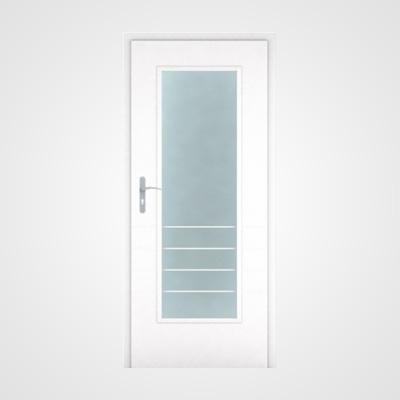 Ușă de interior albă Discovery 2
