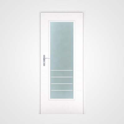 Ușă de interior albă Discovery 3