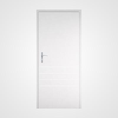 Ușă de interior albă Discovery 6