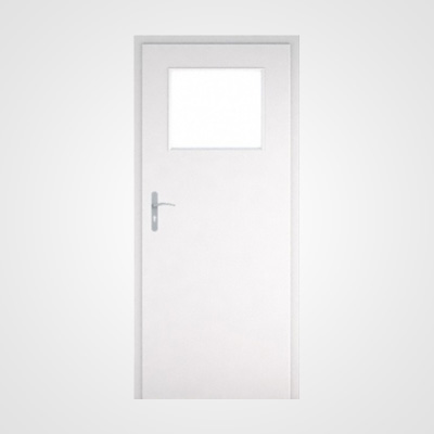 Ușă de interior albă Natura HR 2