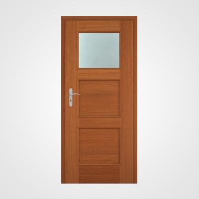 Ușă de interior nuc două direcții Latona HR 2
