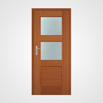 Ușă de interior nuc două direcții Latona HR 3