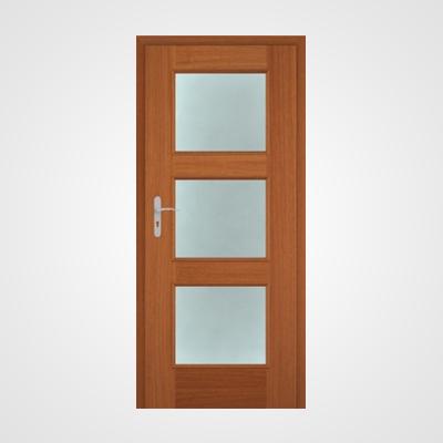 Ușă de interior nuc două direcții Latona HR 4