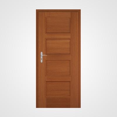 Ușă de interior nuc două direcții Malaga HR 1