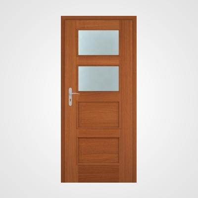 Ușă de interior nuc două direcții Malaga HR 3