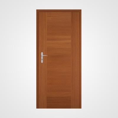 Ușă de interior nuc două direcții Natura HR 1