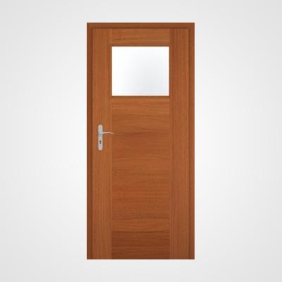 Ușă de interior nuc două direcții Natura HR 2