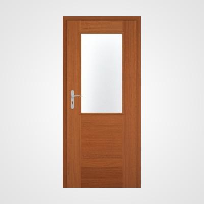 Ușă de interior nuc două direcții Natura HR 3
