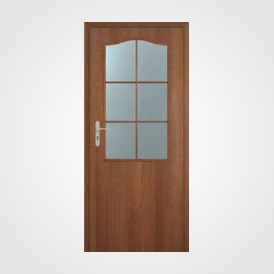 Ușă de interior nuc Chronos New 2/3