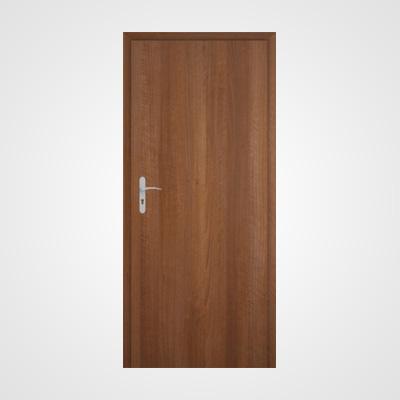 Ușă de interior nuc Chronos New Plină