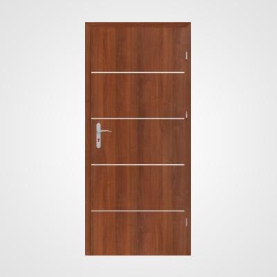 Ușă de interior nuc cpl Asteria R 1