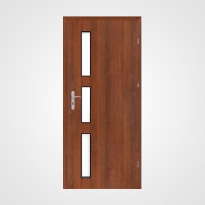Ușă de interior nuc cpl Asteria R 2