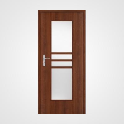 Ușă de interior nuc cpl Demeter 2