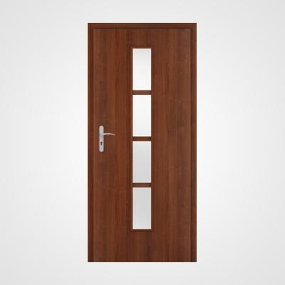 Ușă de interior nuc cpl Demeter 4