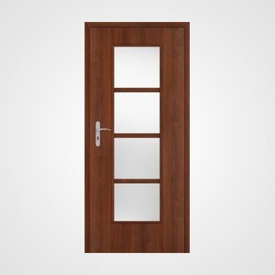 Ușă de interior nuc cpl Demeter 5
