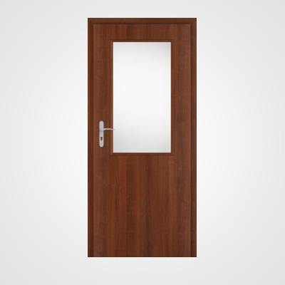 Ușă de interior nuc cpl Natura HR 3