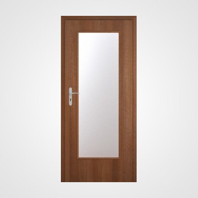 Ușă de interior nuc Natura HR 4