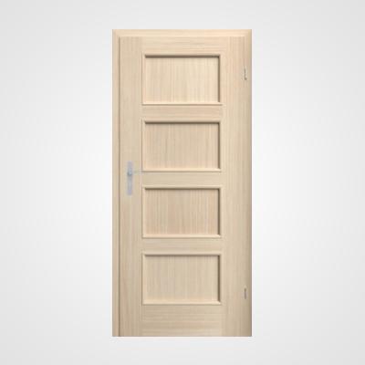 Ușă de interior stejar albit Malaga HR 1
