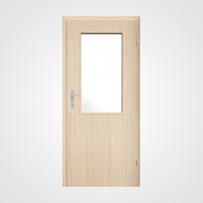 Ușă de interior stejar albit Natura HR 3