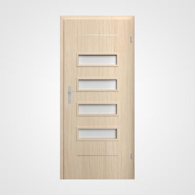 Ușă de interior stejar albit Tetyda 2