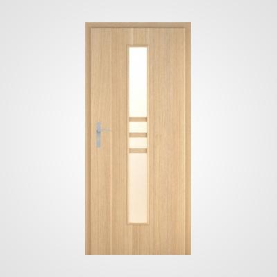 Ușă de interior stejar natural Demeter 1