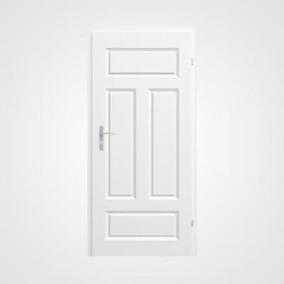 Ușă de interior albă Morano Model 1.1