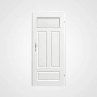 Ușă de interior albă Morano Model 1.2