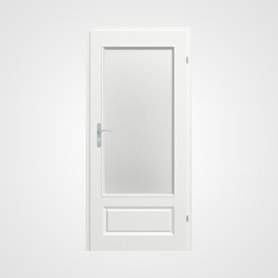 Ușă de interior albă Morano Model 1.4