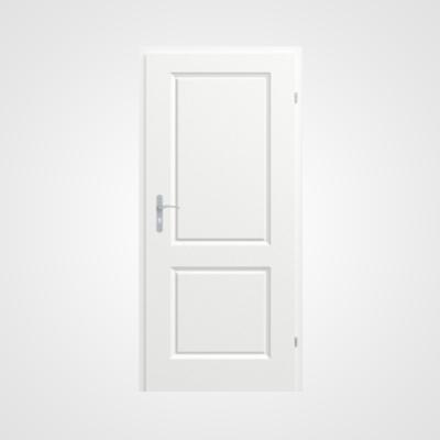 Ușă de interior albă Morano Model 2.1