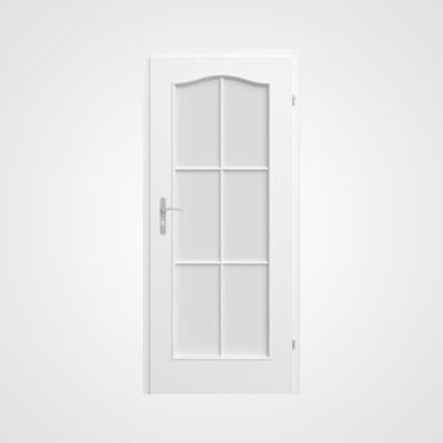 Ușă de interior albă Morano Model 2.10