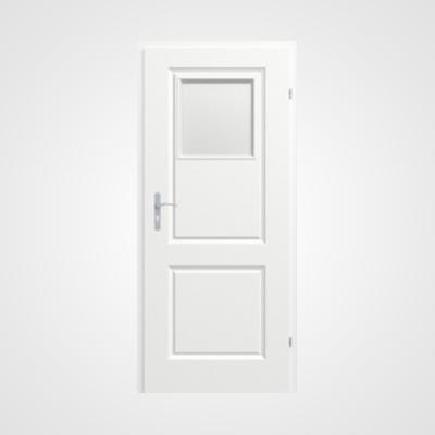 Ușă de interior albă Morano Model 2.2